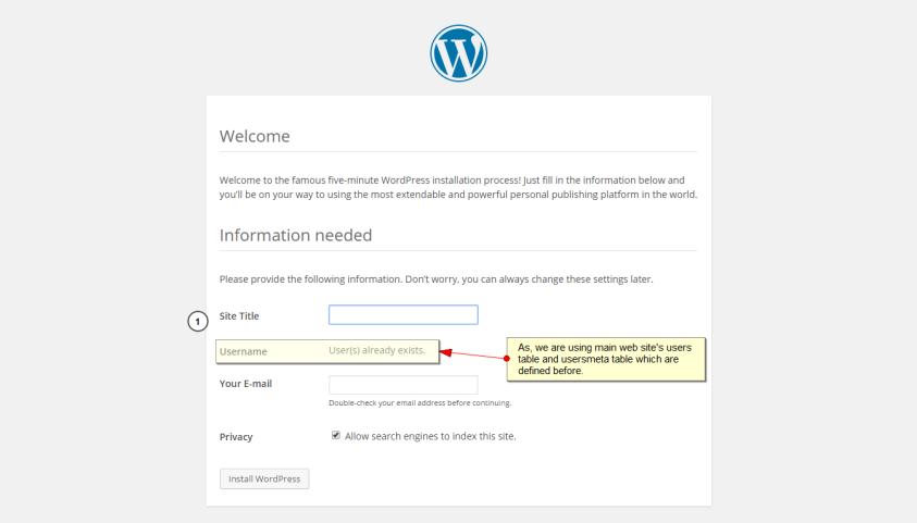 #021 - 'WordPress › Installation'